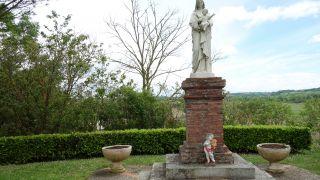 La Virgen con el Niño y el angelito músico, Avignonet-Lauragais