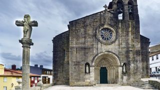 Iglesia de Santa María del Azogue, Betanzos