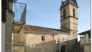Iglesia de Santa María, Baños de Montemayor