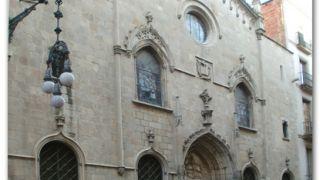 Iglesia de Sant Jaume, Barcelona