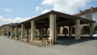 Halles, Barran