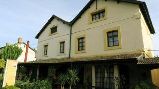 Casas del Barrio Inglés en Minas de Riotinto