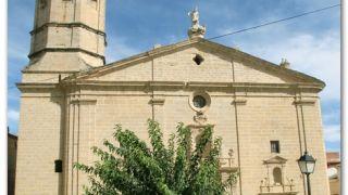 Iglesia de Sant Miquel, Batea