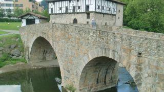 Puente del Conjunto Monumental de Igartza, Beasain