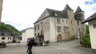 Château Lassalle, Bedous
