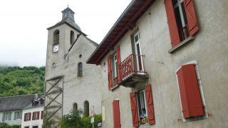 Iglesia de Saint-Michel, Bedous