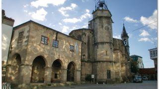 Iglesia de Santiago, Betanzos