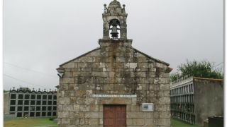 Capilla de San Miguel de Boimil
