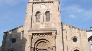 Iglesia Saint-André de Bourg-Argental