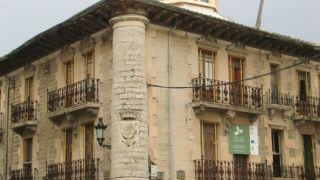 Casa de los Salamanca, Briviesca