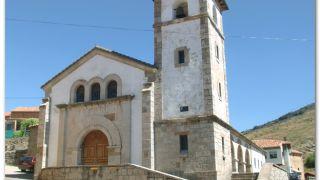Iglesia de los Santos Justo y Pastor, Buiza