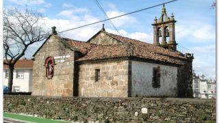 Iglesia de San Paio de Buscás, A Rúa (Ordes)