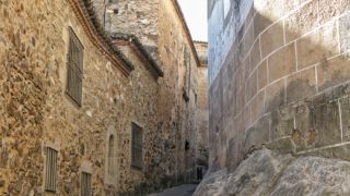 Casco Antiguo de Cáceres