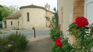 Iglesia de Cahuzac