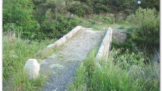 Puente de San Benito, poco antes de Cañaveral