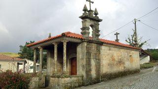 Capilla de Nossa Senhora das Antas, Mézio