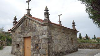 Capilla de Santiago, Moura Morta