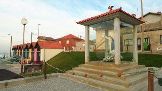 Capilla vidriada, Vila Chã