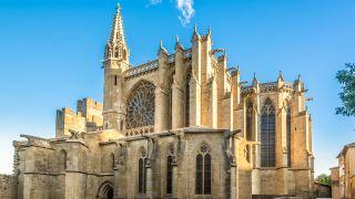 Iglesia Saint-Nazaire de Carcassonne