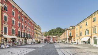 Piazza Alberica, Carrara