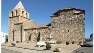 Iglesia de la Consolación, El Carrascalejo