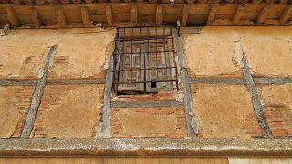 Casa abandonada en Fontihoyuelo