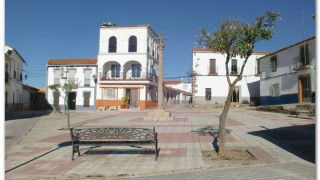 Plaza José Antonio, Casas de Don Antonio