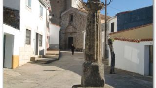 Rollo de la plaza de España, Casas de Don Antonio