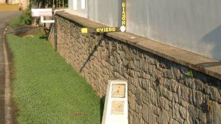 Bifurcación Camino del Norte-Primitivo, Casquita