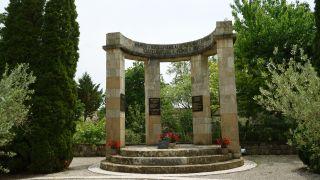 Monumento al maquis, Castelnau-sur-l'Avignon