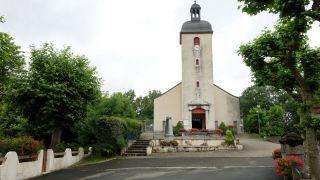 Iglesia de Saint-Laurent, Castetnau-Camblong