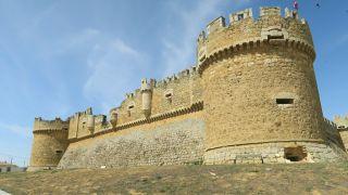 Castillo artillero de Grajal de Campos