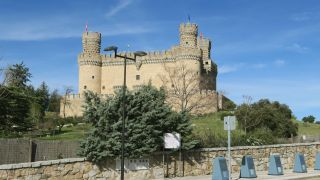 Castillo de los Mendoza, Manzanares el Real