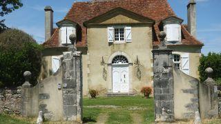 Manoir, Castillon