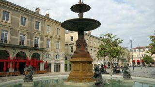 Place Jean Jaurès, Castres