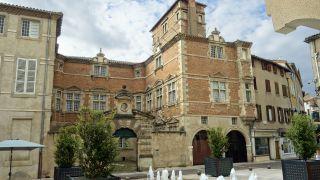 Palacio de Nayrac, Castres