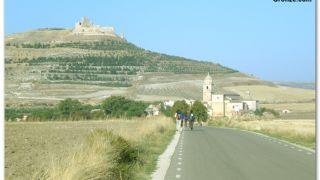 De camino a Castrojeriz