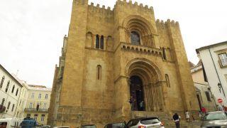 Sé Velha de Coimbra, la catedral