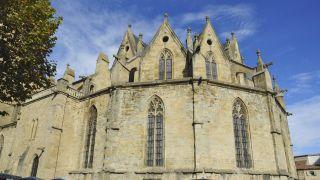 Cathédrale Saint-Maurice, Mirepoix