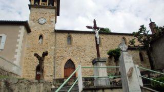 Iglesia de Cazaunous