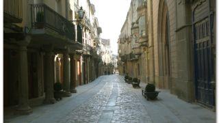 Calle Mayor de Cervera