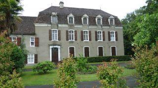 Château de Joantho, Aroue