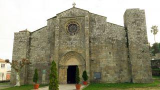 Colegiata de Santa María de Baiona