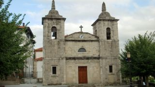 Iglesia de Santa María, Colombres