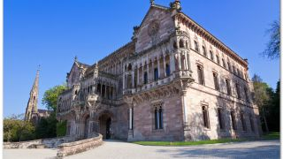 Palacio de Sobrellano, Comillas