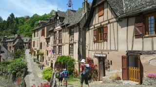 Mansiones antiguas, Conques