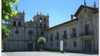 Monasterio de San Salvador, Cornellana