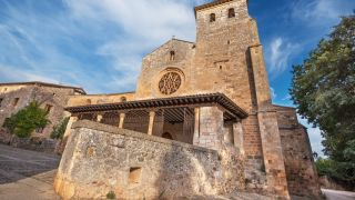 Colegiata de San Cosme y San Damián, Covarrubias
