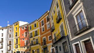 Casa del centro de Cuenca