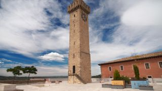 Torre de Mangana, Cuenca